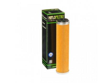 Olejový filtr HIFLOFILTRO HF 631 BETA 2010 -