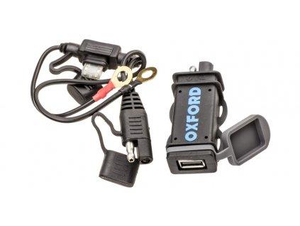 USB 2,1 adaptér, OXFORD (konektor SAE)