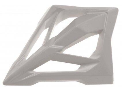 Bradový chránič pro přilby AVIATOR 2.2, AIROH - Itálie (bílé)