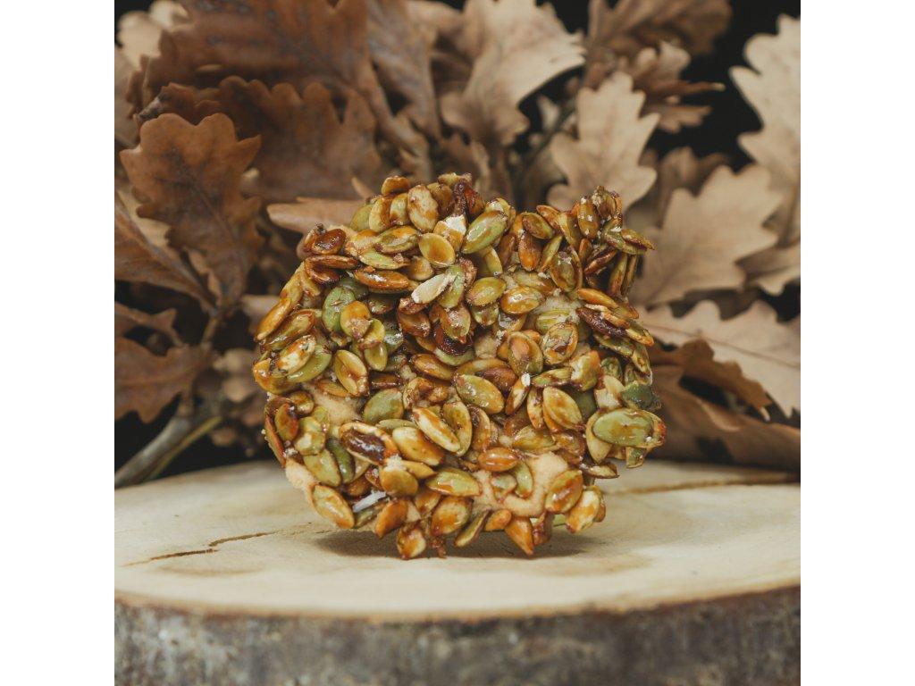 Farmářské sušenky s dýňovými semínky