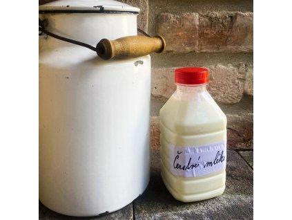 Čerstvé mléko