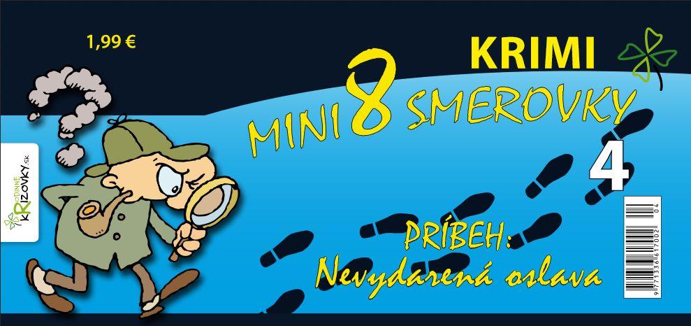 Krimi mini8smerovky 4/2019