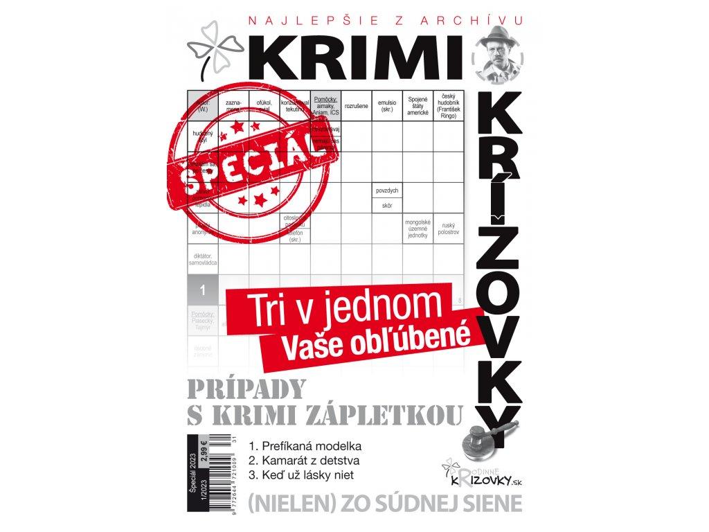 Krimi letny special