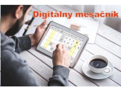 Digitálny mesačník
