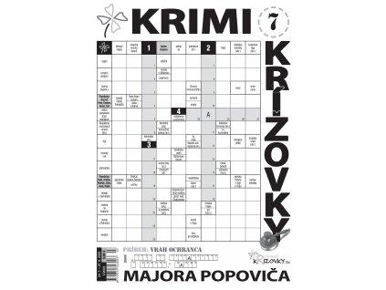 Krimi krizovky nielen zo sudnej siene 3