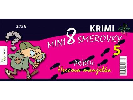 Krimi mini 8smerovky 6