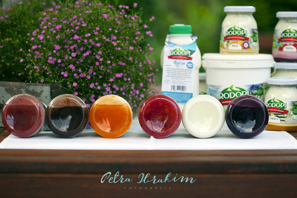 Původní bulharský jogurt RODOPI