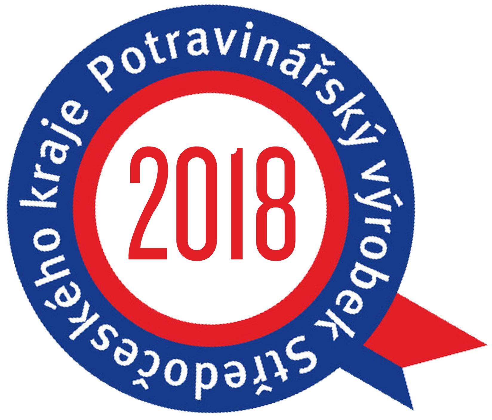 Produkt Středočeského kráje 2018