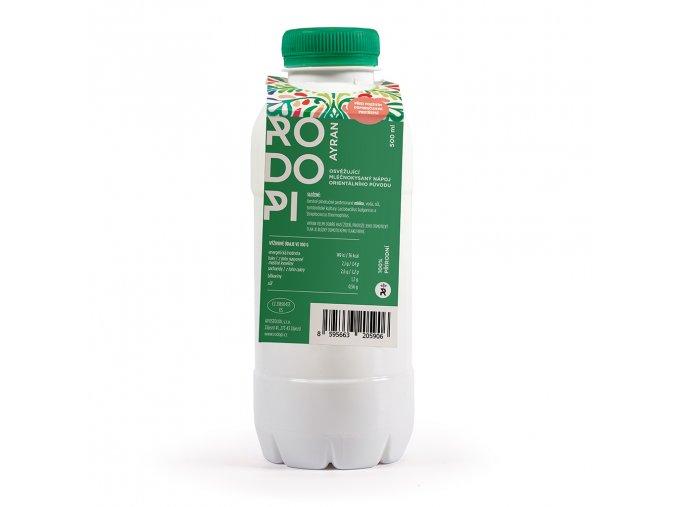 Ayran - jogurtový mléčnokysaný nápoj