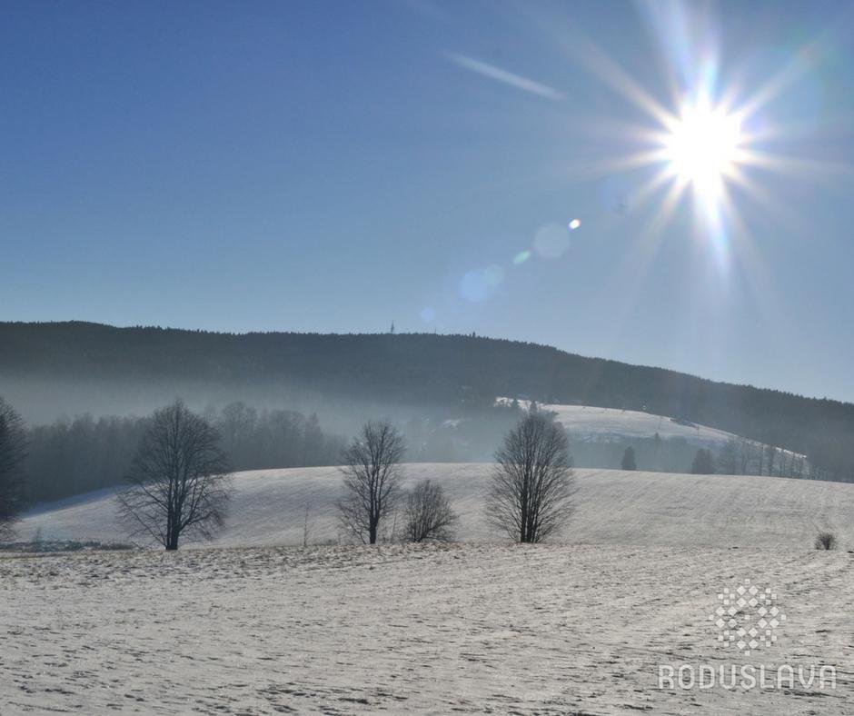 Přivítejme slunce