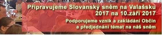 Slovanský sněm Občin září 2017