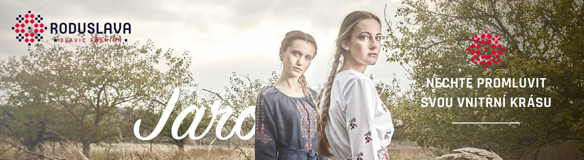 Roduslava_slovanská móda pro muže a ženy