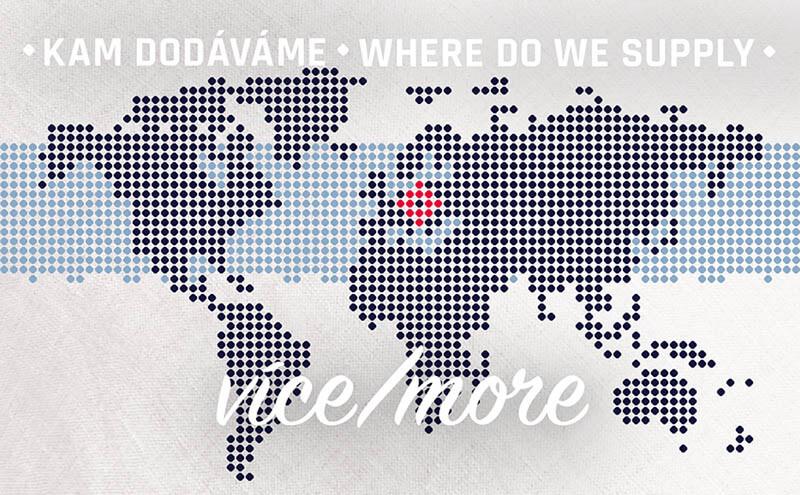 Kam dodáváme_Mapa světa