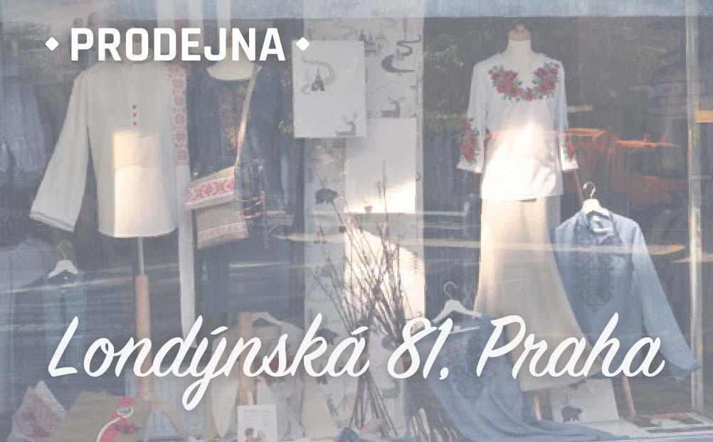 banner novinka kamenná prodejna