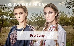 Slovanská móda pro ženy