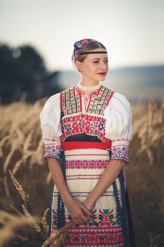 slovanská dívka
