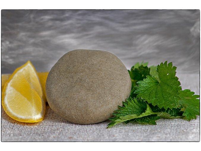 Šamponový kámen kopřivový