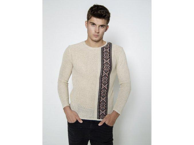 Pletený svetr Velimír 2