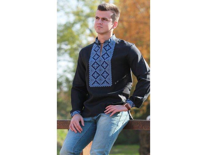 Pánská vyšívaná košile Stanislav
