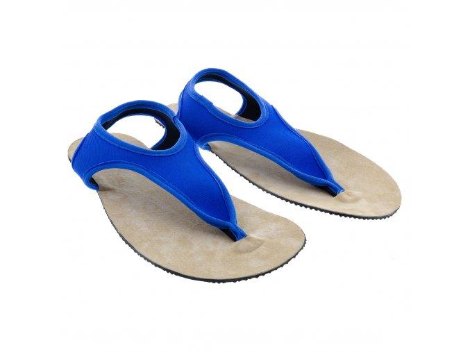 Uzemňující/vodivé sandály TRINITI modré