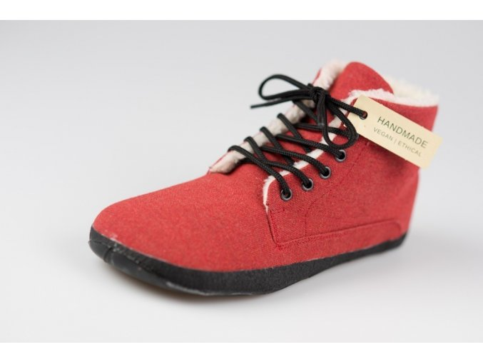 Sunbrella Bare Ankle Red