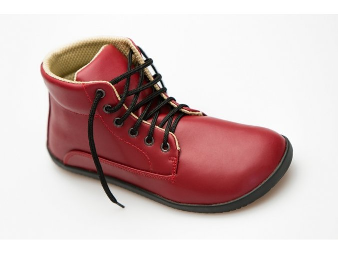 Sundara Bare Ankle AIRNET® Červená