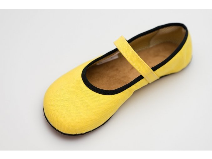 Ananda Comfort Balerínka Žlutá Sunbrella®