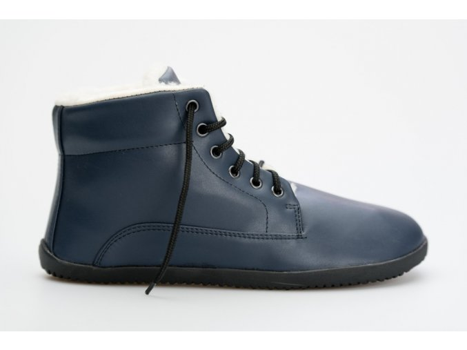 Ahinsa Comfort Ankle Lifo+ Modrá