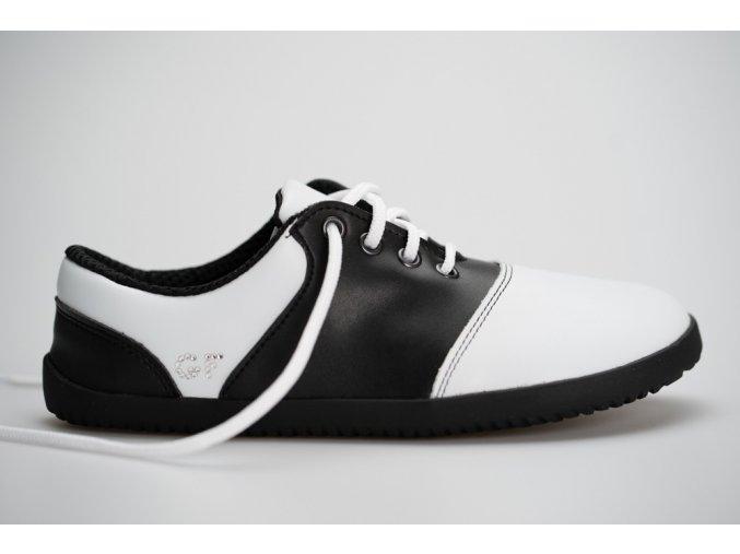 Gabi Bare Black And White