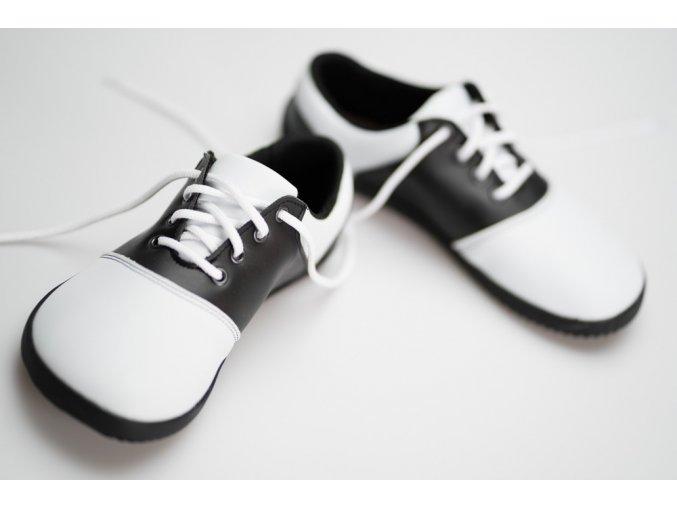 Gabi Comfort Black And White