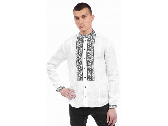 Pánská vyšívaná košile Ivan