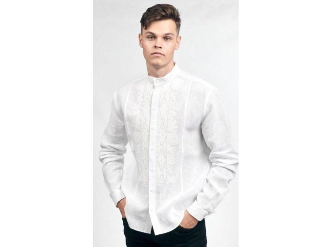 Slovanská svatební košile Láska