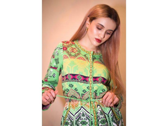 Bavlněný svetřík Kooi