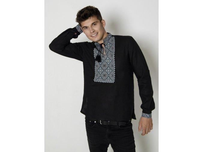 Pánská vyšívaná košile Radoslav