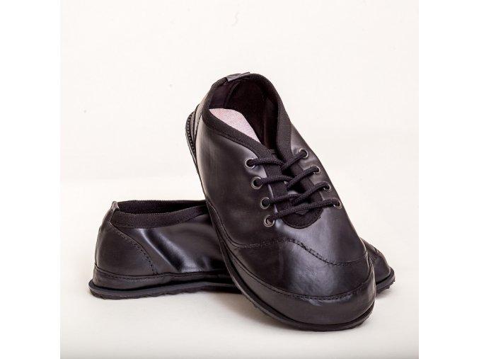 barefoot TENISKY K21 černá 35-42