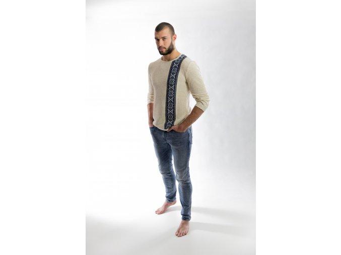 Pletený svetr Velimír