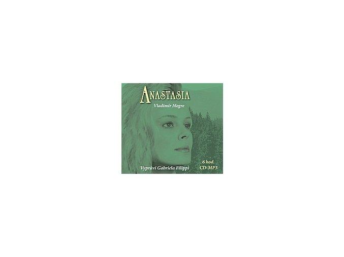 Anastasia audiokniha