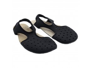 Uzemňující/vodivé sandály NEO černé