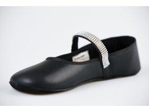 Ahinsa Comfort Swarovski Černá