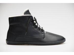 Ahinsa Comfort Ankle Lifo+ Černá