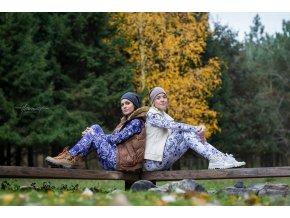 Termo oblečení Folky blue & Folky white
