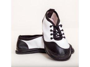 barefoot TENISKY K21 bílá 35-42