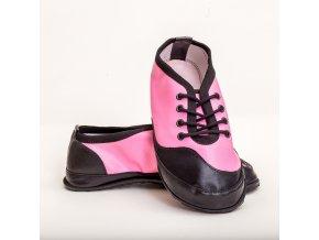 barefoot TENISKY B21 růžová 43-47