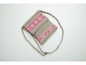 Lněná taška Jara 8