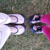 barefoot BALERÍNY T11 pírka 35-42