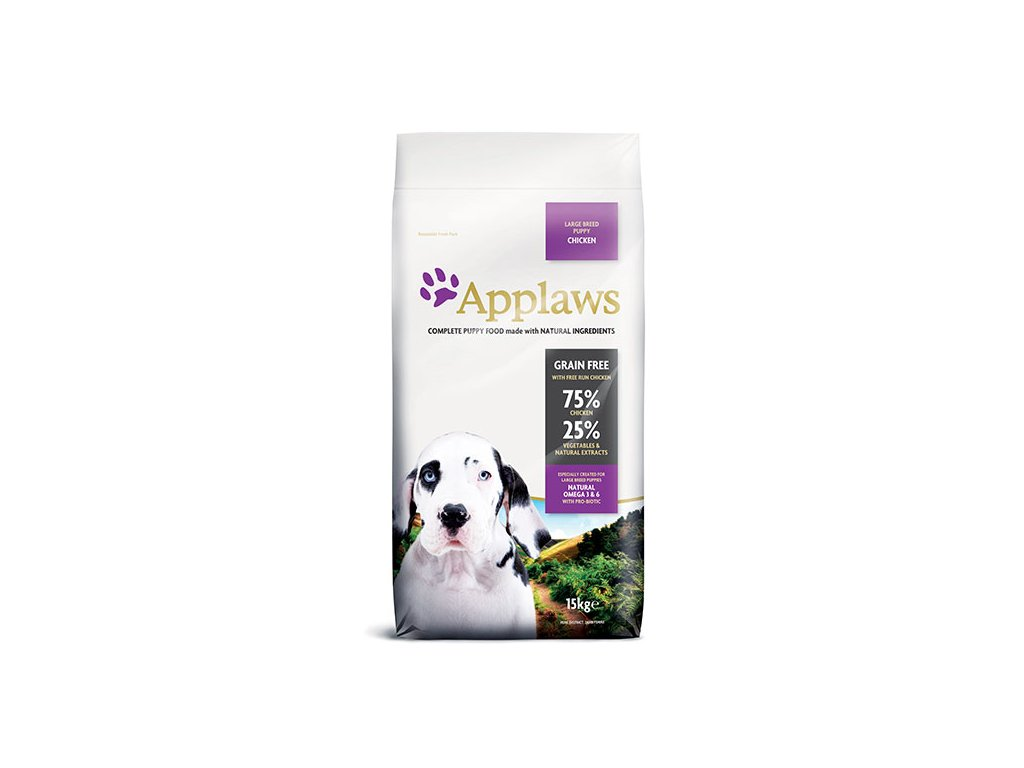 Applaws Dog Puppy Chicken Large Breed 15 kg