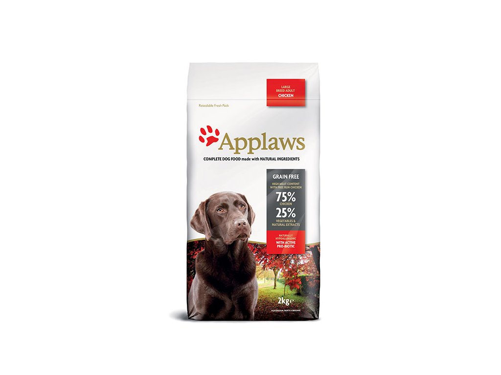 Applaws Dog Chicken Large Breed Adult 2 kg