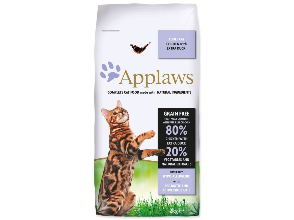 Applaws Cat Chicken with Duck 2 kg