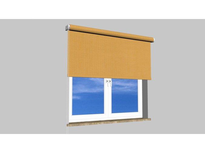 roleta na okno Maxi poliester881