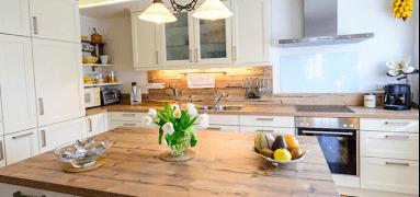 Jak zařídit kuchyň ve venkovském stylu